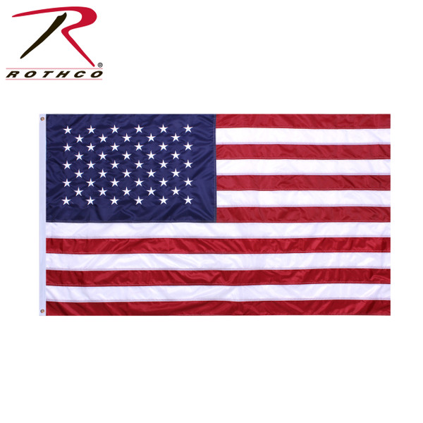 Deluxe 3 x 5 United States Flag