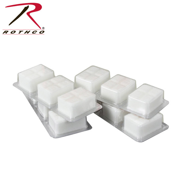 Esbit Solid Fuel Cubes - 12 pieces