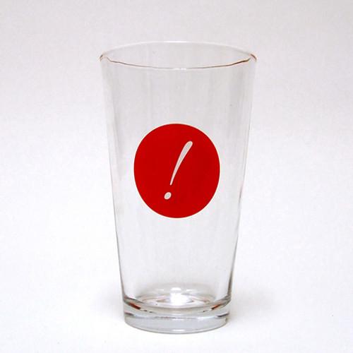 Gimme! Coffee Logo Pint Glass
