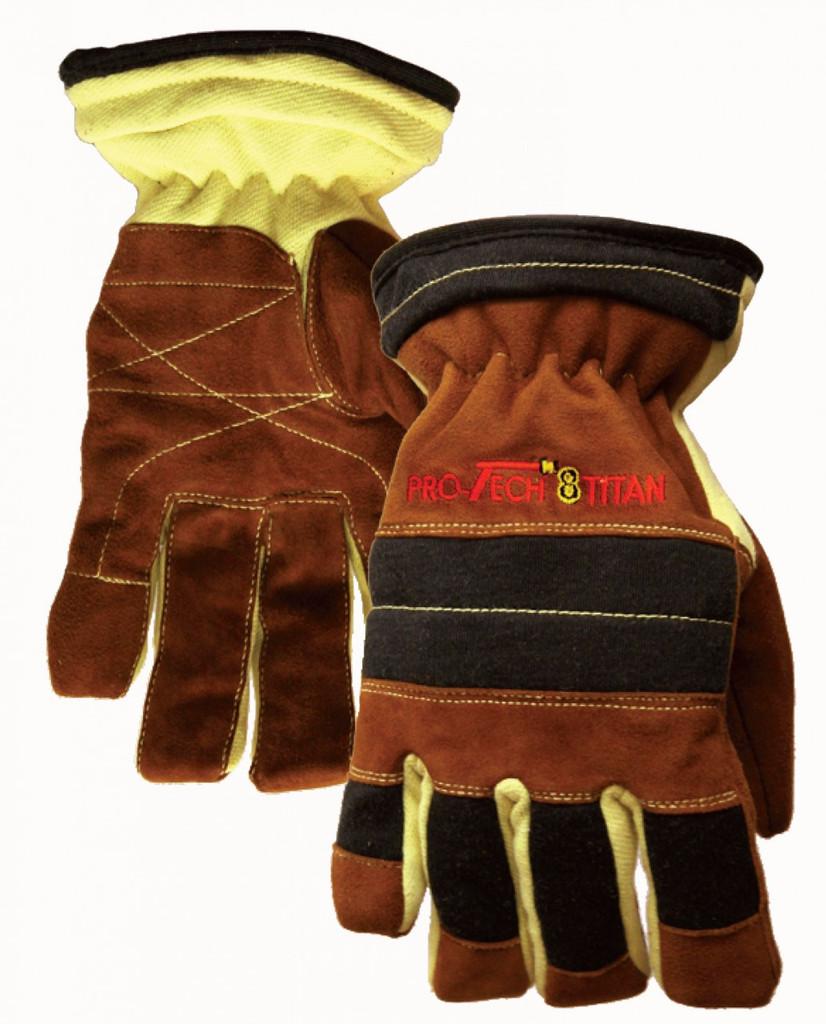 Pro-Tech 8 Titan Structural Glove - Short Cuff