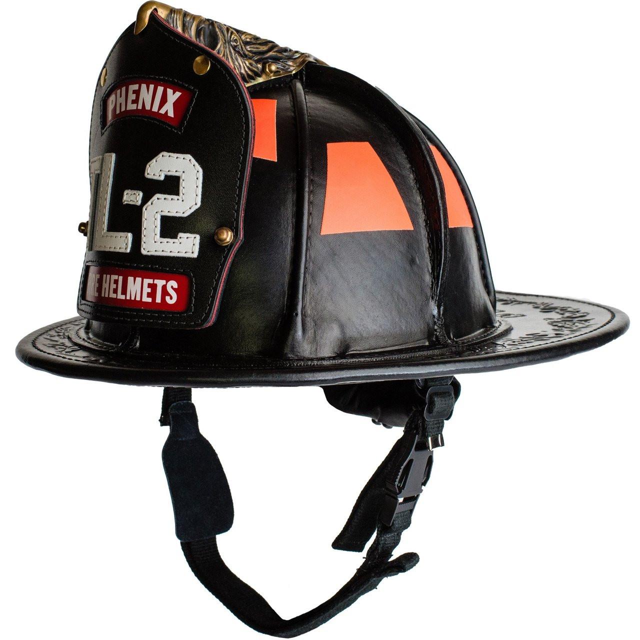 Phenix TL-2 Traditional Leather Fire Helmet