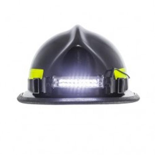 Ultra-slim 20 LED Firefighter Helmet Light with Rear Safety LED