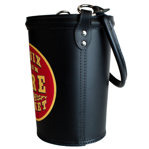 Phenix Collectible Leather Fire Buckets