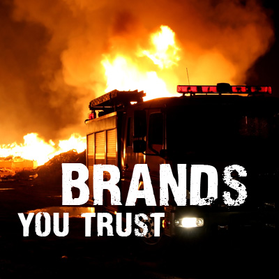 firefighting equipment brands you trust