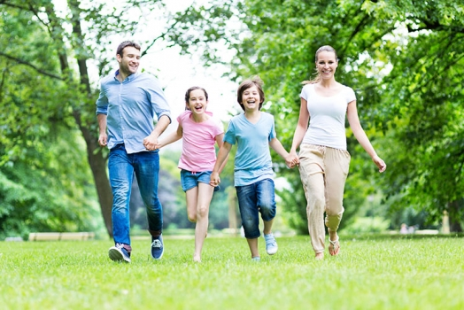 5 ways to stay active with your kids