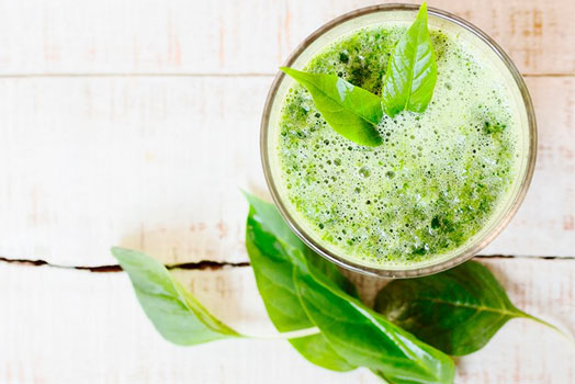 MORNING MATCHA PROTEIN SMOOTHIE