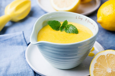 The Easiest Way to Make Lemon Curd