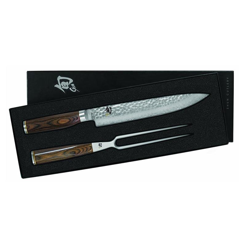 Shun Premier Carving Knife Set
