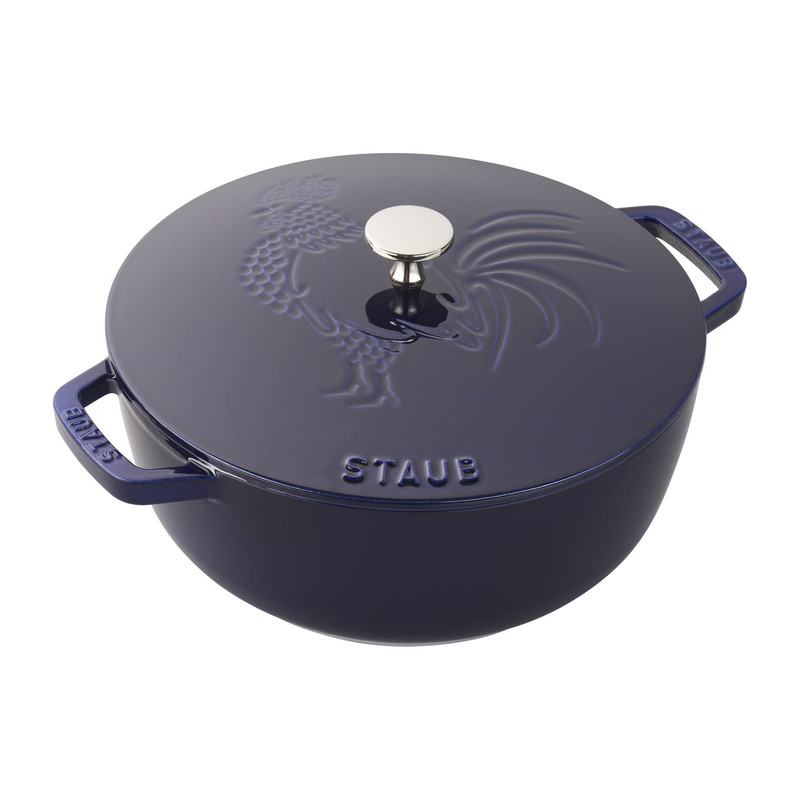 Staub Cast Iron Essential French Oven Rooster