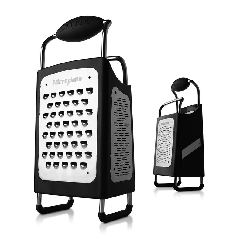 Microplane 4-Sided Box Grater