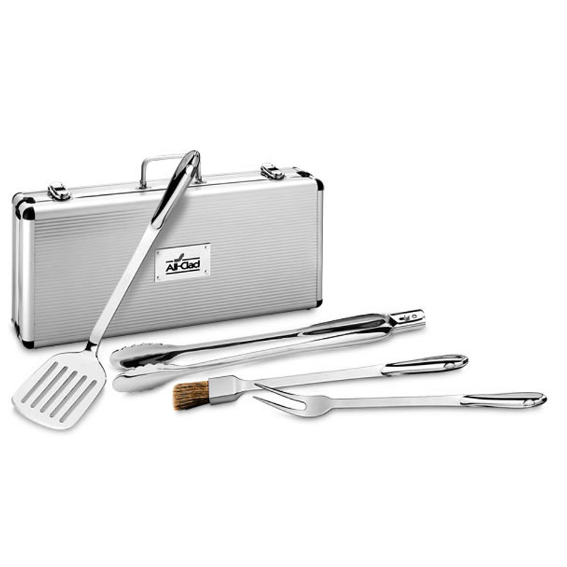 All-Clad Barbecue Tool Set
