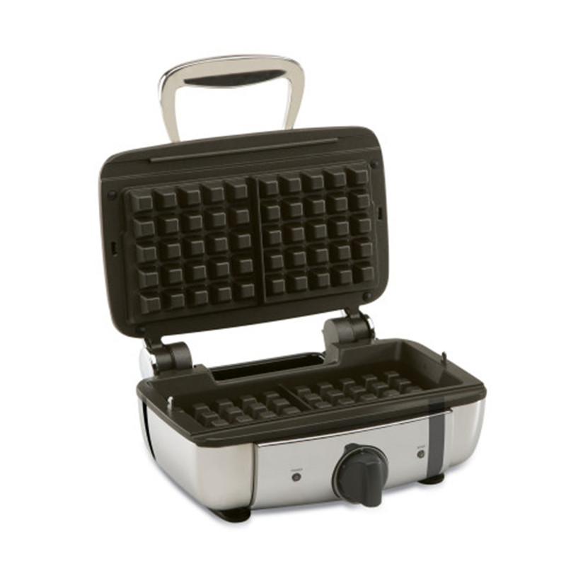 All-Clad 4-Slice Belgian Waffle Maker