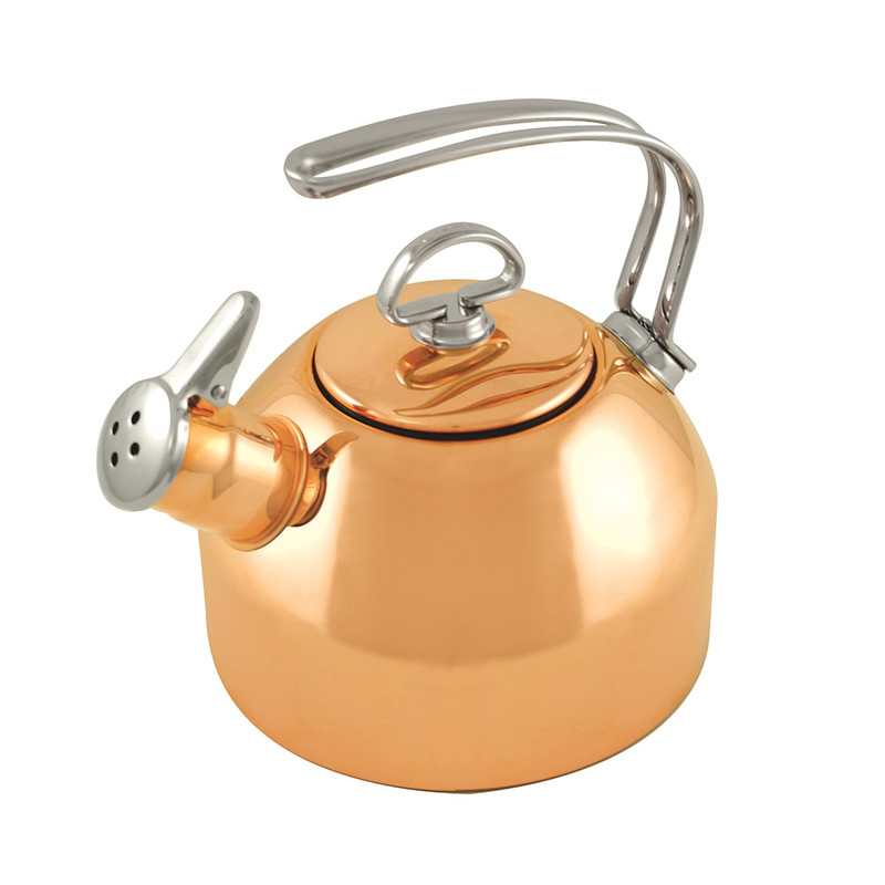 Chantal Copper Classic Tea Kettle