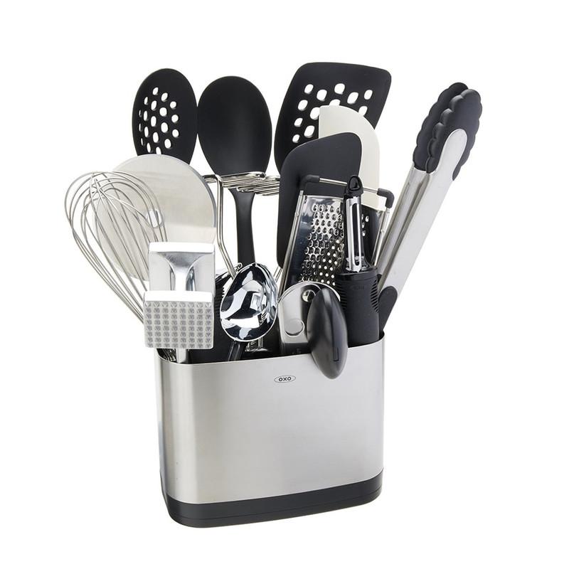 oxo good grips 15 piece everyday kitchen tool set - Oxo Kitchen