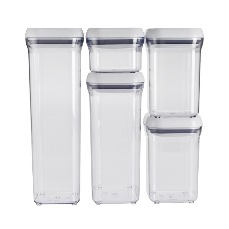 OXO Good Grips 5 Piece POP Container Set
