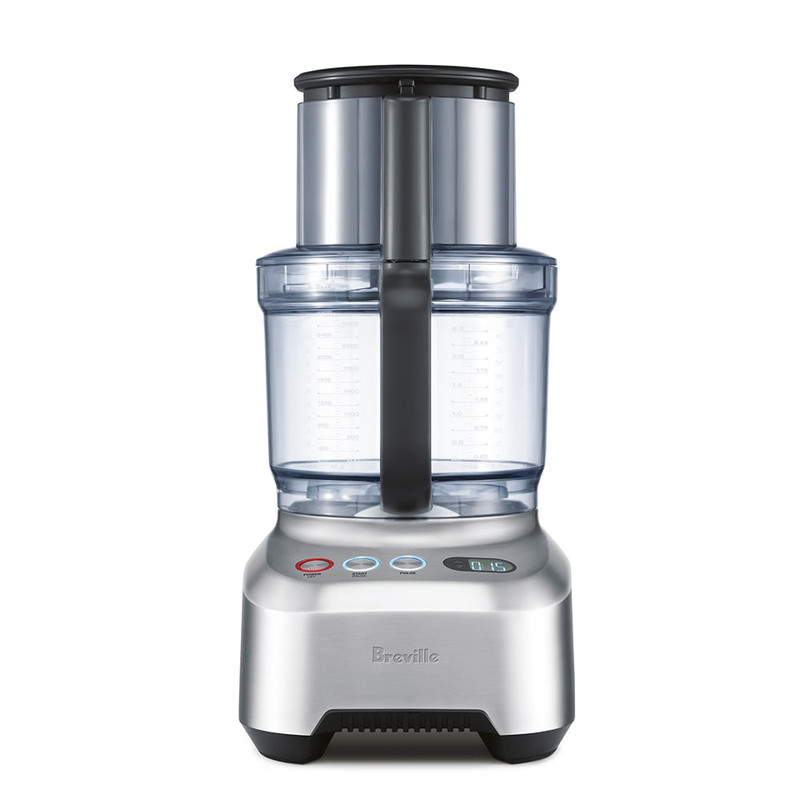 Breville Sous Chef 16-Cup Food Processor in Silver