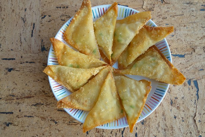 Wonton Wrappers Put a New Spin on Old Favorites