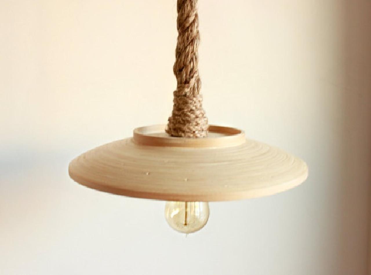 pendant industrial lighting. Wood Pendant Rope Pendant, Lamp Industrial Lighting Pendent - Light Kitchen R