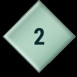 2 inch diamond