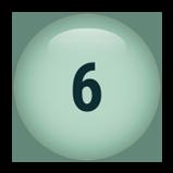 6 inch round