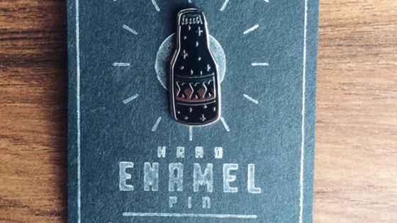 Enamel Pin Backer Cards