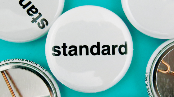 Standard Finish Buttons