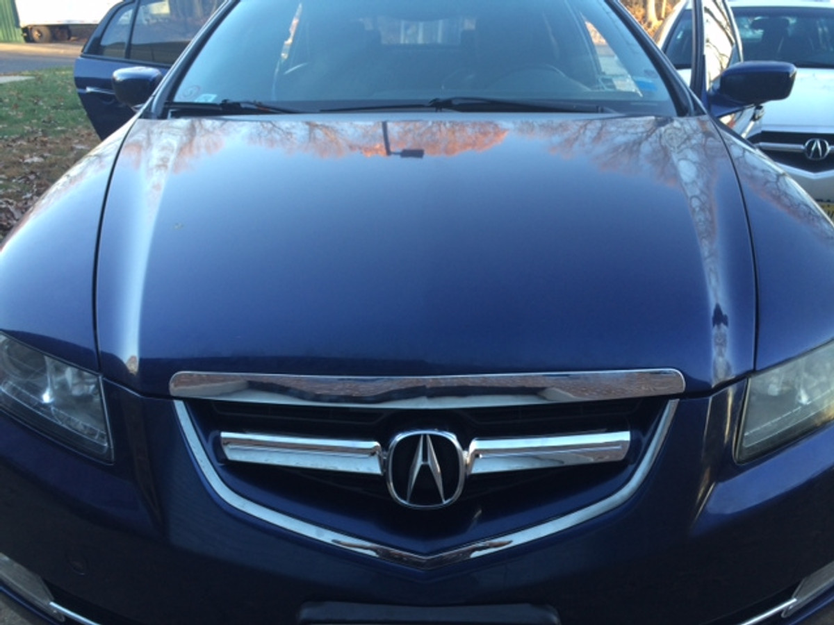 acura tl chrome front grill 04 06 endless rpm rh endlessrpm com 2006 Acura TL Warranty 2006 Acura TL Performance Specs