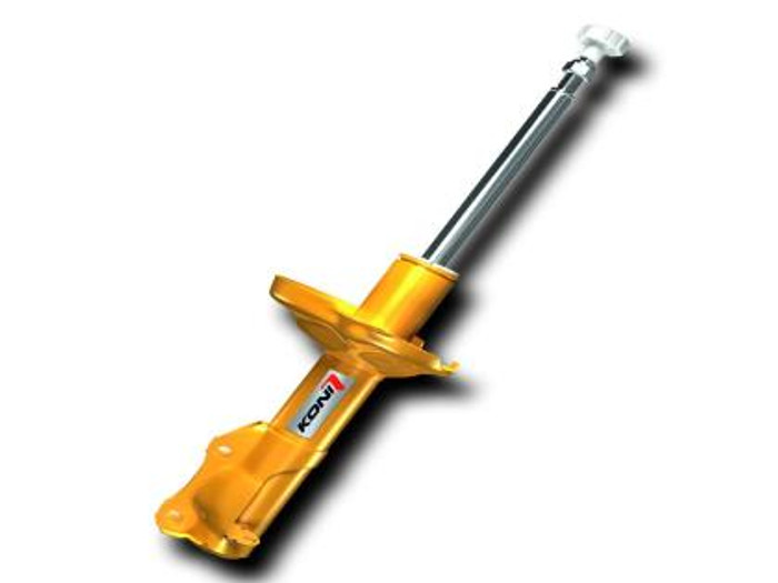 Koni Sport (Yellow) Shock 11-14 Ford Mustang V6 & V8 All models excl. GT 500 - Front