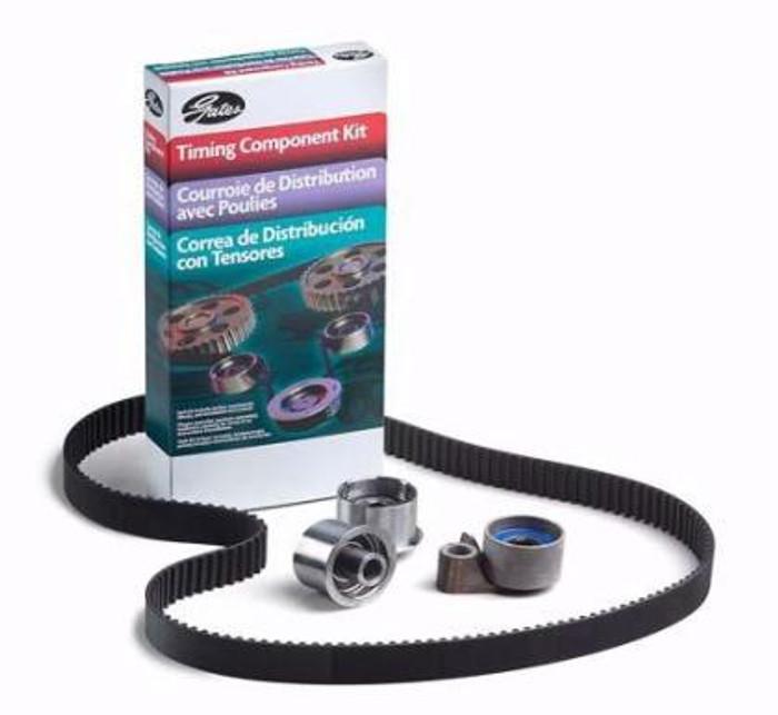 Gates 03-12 Acura / 03-11 Honda / 04-07 Saturn Vue Timing Belt Component Kit w/ Water Pump