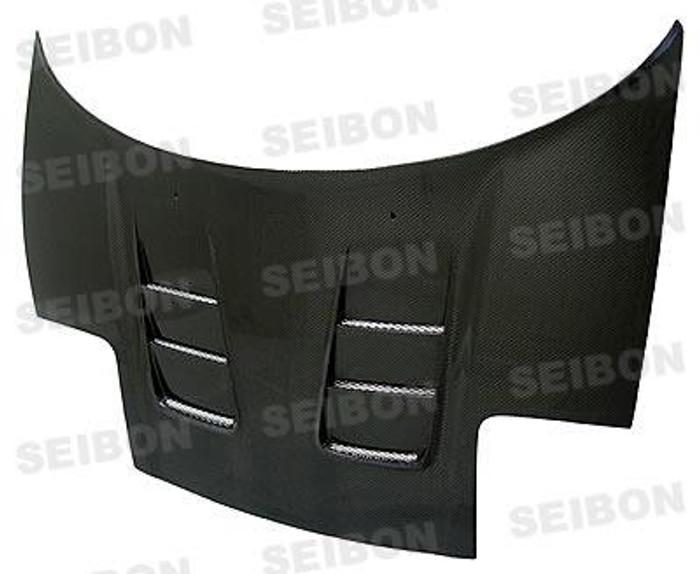 Seibon 91-01 Acura NSX CW-style Carbon Fiber Hood