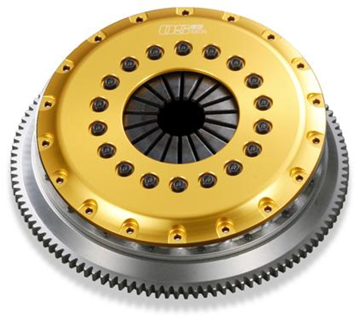 OS Giken Acura NSX C30A R Series Dampened Twin Plate w/Floating Center Hub Clutch