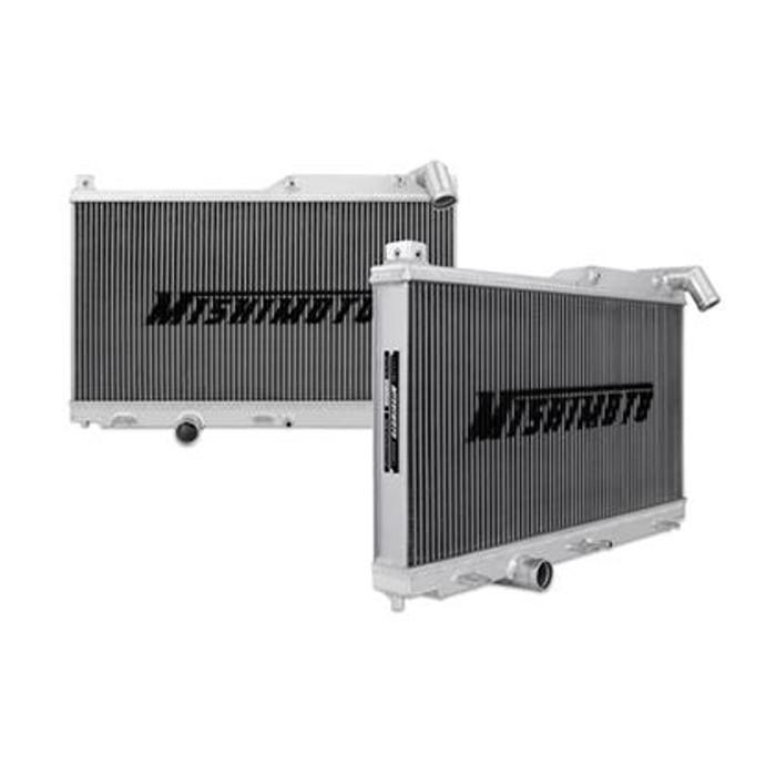 Mishimoto Universal Radiator 25x16x3 Inches Aluminum Radiator