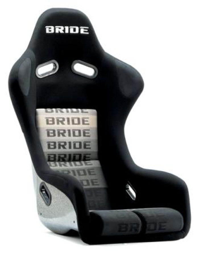 Bride Cusco Zeta III+C Type-L Carbon Aramid / Black Suede Seat