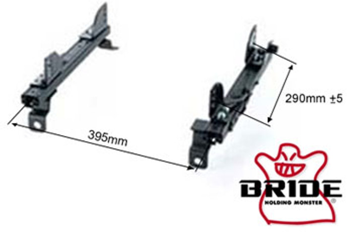 Bride Acura Integra DC#/DB# FG-Type LH Seat Rail