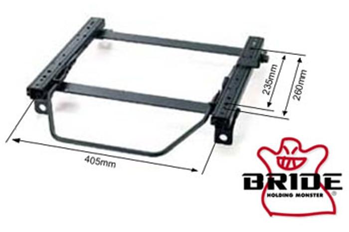 Bride Acura Integra DC#/DB# RO-Type RH Seat Rail