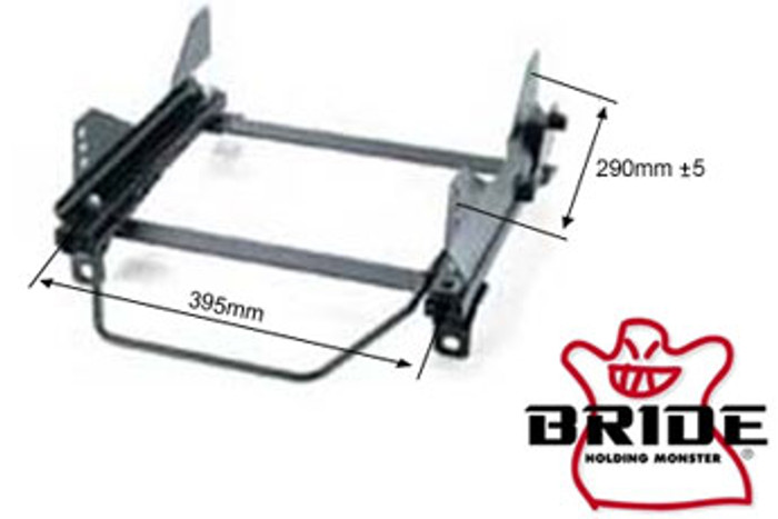 Bride Acura RSX DC5 FO-Type LH Seat Rail