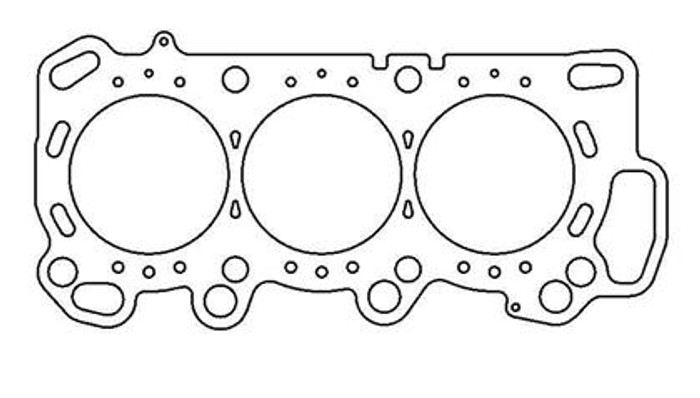 Cometic Honda J35A/A4 SOHC V6 01-04 90mm .040 inch MLS Head Gasket Stock / Darton Sleeve