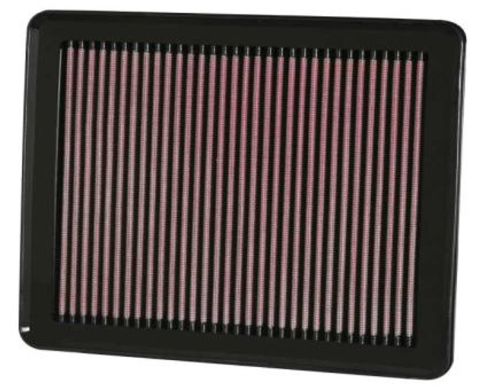 K&N 2009-2014 TL Drop In Air Filter  / 10-11 V6 TSX / Accord V6 08-12