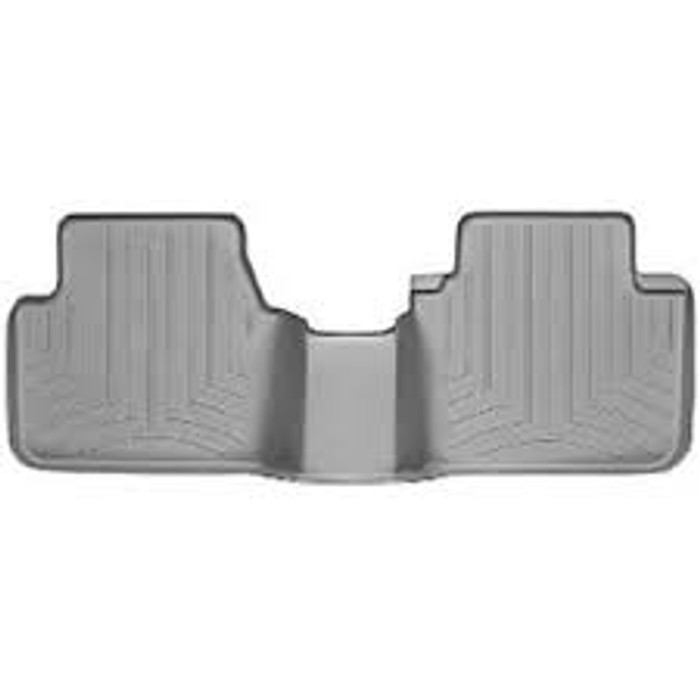 WeatherTech 04-08 Acura TL Rear FloorLiner - Grey