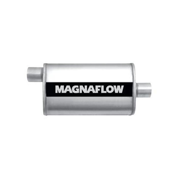 MagnaFlow Muffler Mag SS 14X4X9 2.25 O/C
