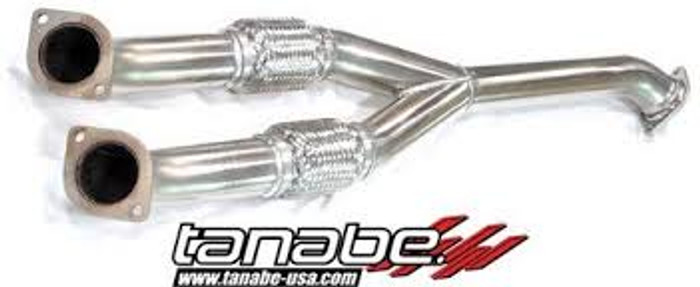 Tanabe Y-Pipe 09-15 GTR
