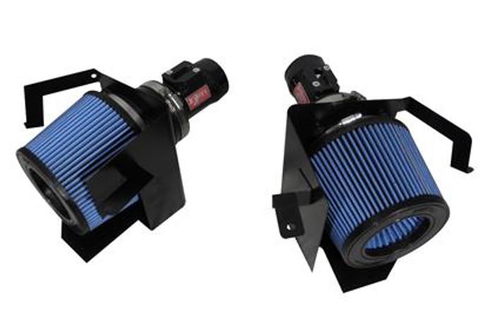Injen 07-08 G35 4Dr 3.5L/08-13 G37/G37 IPL 2Dr 3.7L/09-13 G37 4Dr 3.7L V6 Black Short Ram
