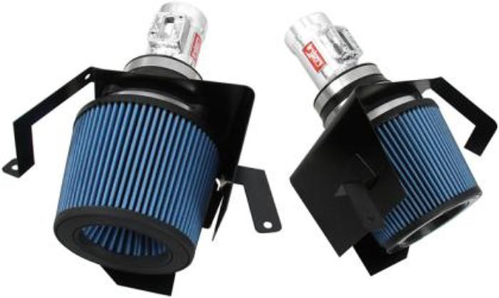 Injen 07-08 G35 4Dr 3.5L/08-13 G37/G37 IPL 2Dr 3.7L/09-13 G37 4Dr 3.7L V6 Polished Short Ram Intake