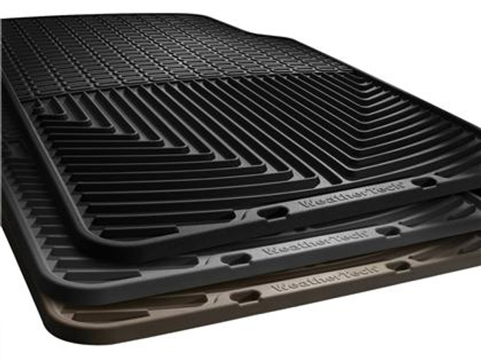 09-14 WeatherTech All Weather Floor Mats Front and Rear
