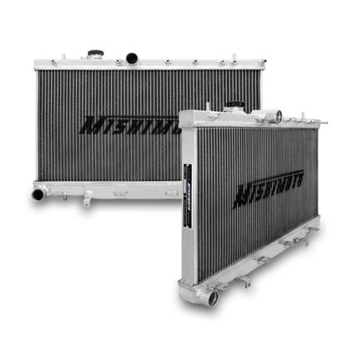 Mishimoto 01-07 Subaru WRX and STi Manual Aluminum Radiator