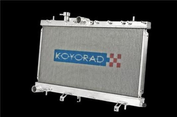 Koyo 03-07 Subaru Impreza WRX/STI (MT / w/ Filler Neck) Radiator