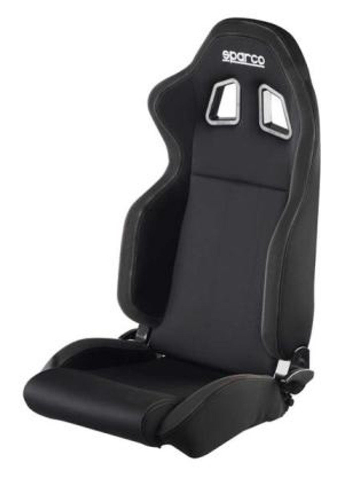 Sparco Seat R100 Black/Black