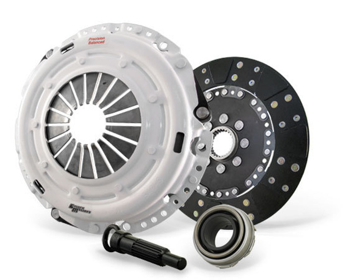 Clutch Masters 07-08 Acura TL 3.5L Type S 6 Spd FX300 Rigid Fiber Friction Clutch Kit
