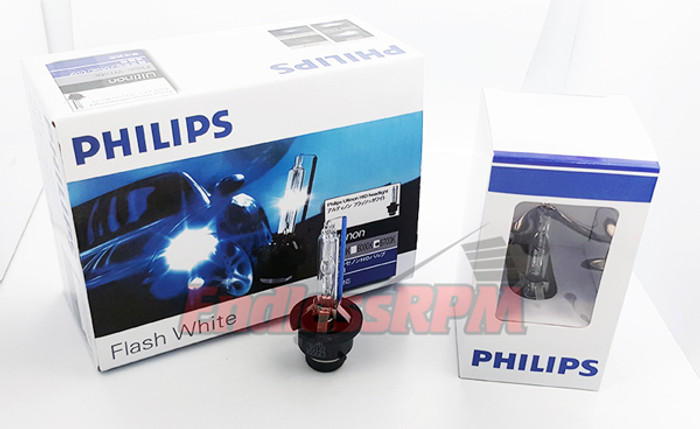 PHILIPS 6700K FlashStar Ultinon D2S HID