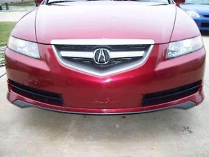 Acura TL OEM ASpec Lip, Front Underspoiler 04-06 UA6
